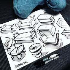 Outdoor furniture   ..  Sketch 190/365 #sketchaday #idsketching #industrialdesign #productdesign #interiordesign #furnituredesign #interiør #interior #drawing #instasketch #doodle #dailydoodle #sketchdaily #dailysketch #designconcept #illustration #design #designer #scandinaviandesign #designprocess #møbeldesign  #interiørdesign #everydaydesignuk #letsdesigndaily #instilldesign #sketchwithandesign #armchair