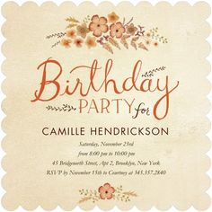 37 Best Invitations And Gift Certificate Design Images