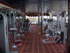 Carnival Miracle Fitness Center