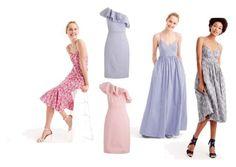 """J Crew Easter Dress"