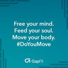 What motivates you to move? #DoYouMove #QOTD