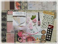 Scrapbook kits for sale