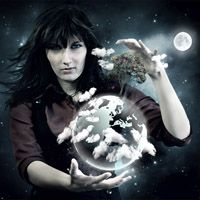 Blend a Planet Transparently into a Photo Manipulation by Jarka H., In this tutorial I will show you how to use different blending modes to blend flying hairs easily and to make semi-transparent planet. I'll also show you...