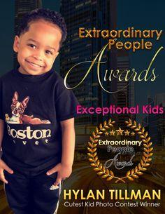 Cutest Kid Photo Contest Winner