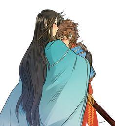 Touken Ranbu, Anime Guys, Manga Anime, Princess Zelda, Disney Princess, Manhwa, Anime Characters, Fangirl, Ships