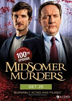 Midsomer Murders: Set 25  http://encore.greenvillelibrary.org/iii/encore/record/C__Rb1380078