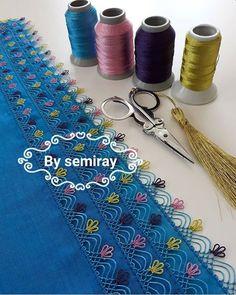 Fotoğraf açıklaması yok. Crochet Borders, Filet Crochet, Hobbies And Crafts, Diy And Crafts, Needle Lace, Necklace Set, Blouse Designs, Tatting, Like4like