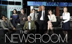 The Newsroom-for those of you who haven't seen this show...its amazing
