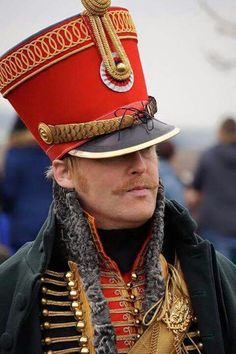 Military Fashion, Mens Fashion, Uniform Design, Period Outfit, Napoleonic Wars, Historical Clothing, Military History, Costume Design, Steampunk
