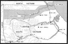 https://flic.kr/p/6E6653   Map of DMZ and Khe Sanh