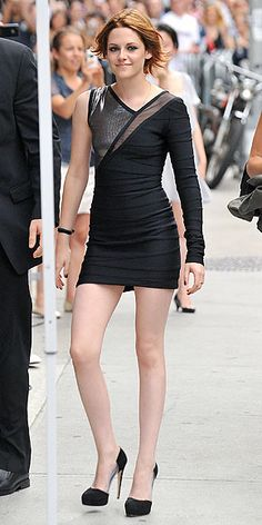 The Kristen Stewart Look Book
