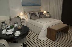 Ideias para decoração de quartos  Quarto do casal, por Prado Zogbi Tobar