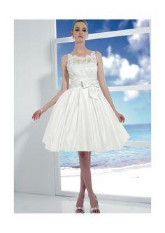 Short Beach Wedding Dresses | Fashion Designer Short Beach Wedding Dress UK959
