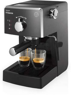 PHILIPS HD8423/11 ΜΗΧΑΝΕΣ ESPRESSO - saveit.gr - Χειροκίνητη μηχανή espresso Philips Saeco, κατάλληλη για να παρασκευάσετε τον ιδανικό esspresso! Διαθέτει φίλτρο για κρέμα υπό πίεση προσφέροντας πλούσια κρέμα στον αγαπημένο σας καφέ! Χαρακτηριστικά: Βάση φλιτζανιού Προαιρετική συμβατότητα με φίλτρο Brita Ισχύς:1050 Watt 15 bar πίεση Ταυτόχρονη απόσταξη σε 2 φλιτζάνια 1 lt. χωρητικότητα δοχείου νερού Ακροφύσιο ατμού και βραστού νερού  Εταιρεία: Philips Λειτουργία Εσπρεσσιέρας: Χύμα Καφές…