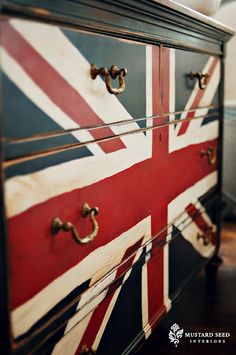 Can't wait to paint the boys dresser like this