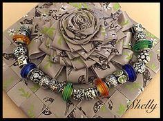 Pandora Ribbon Muranos