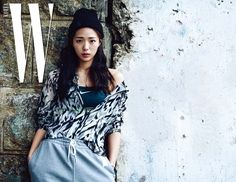 Chae Soo Bin - W Magazine March Issue '17
