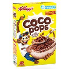 Breakfast Snacks, Breakfast Cereal, Breakfast Bars, Chocolate Cereal, Chocolate Milkshake, Kids Cereal, Crunch Recipe, Puffed Rice, Cereal Recipes