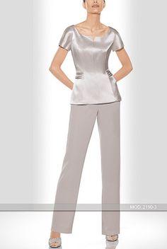 Traje pantalón de fiesta de Teresa Ripoll modelo 2190-3
