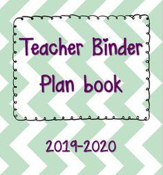 Τι καλύτερο από ένα πλάνο δασκάλου που θα το αποκτήσετε μια φορά και κάθε χρόνο θα λαμβάνετε τη δωρεάν ενημέρωση για το νέο σχολικό έτος; Με πολλές διαφορετικές μορφές σελίδων για να διαλέξετε αυτή που σας εξυπηρετεί! Περιέχει πλάνα μαθημάτων, ημερολόγιο, στοιχεία δασκάλου, εξώφυλλα και πολλά άλλα! Μπορείτε να το μορφοποιήσετε όπως εσείς θέλετε! Teacher Plan Books, Teacher Binder, Teacher Planner, Teacher Pay Teachers, Teacher Newsletter, Presentation, Teaching, How To Plan, Education