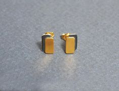 Check out this item in my Etsy shop https://www.etsy.com/listing/579380385/stud-earrings-sterling-silver-925-gold