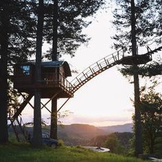 http://www.mymodernmet.com/profiles/blogs/foster-huntington-the-cinder-cone-treehouse