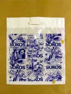Muovikassi; Sokos, 70-luku - Helsingin kaupunginmuseo