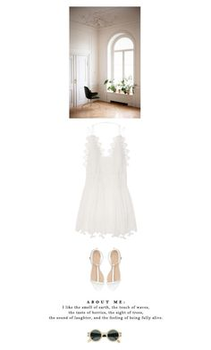 """""""About me"""" by rosa-loves-skittles ❤ liked on Polyvore featuring moda, Chloé y Zara"""