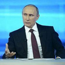 Путин призвал мировое сообщество отказаться от геополитических игр