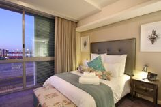 Corporate Accommodation at Cape Town Harbour Bridge