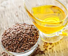 Flaxseed oilis an amazing addition to anyone's product closet. It doubles as both a great health and beauty treatment. Full of fiber, lignen and omega fats, flaxseed oil is great for bowel regulat...