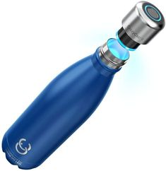 Water Purifier Bottle, Water Purification, Clean Bottle, Water Sources, Travel Bottles, Light Rays, Insulated Water Bottle, Water Treatment, Ultra Violet
