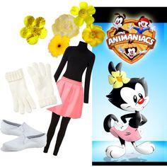Animaniacs Dot Costume...