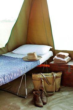 Camp Kalahari, Makgadikgadi Pans & Nxai Pan, Botswana