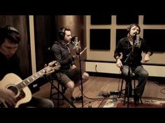 """Third Day and Brandon Heath record Rich Mullins' """"Creed""""."""