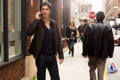 "The Vampire Diaries - ""Because the Night"" - Damon"