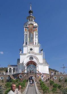 Церква-маяк в Малоріченську ,  S Ukraine, from Iryna