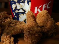 KFC has rejected a claim by a customer that he had purchased maggot-infested chicken from one of its fast food outlets in Durban # Fast Food Restaurant, Restaurant Recipes, Kfc Secret Recipe, Kentucky Fried Chicken, Amish Chicken, Olive Garden Recipes, Cheesecake Factory Recipes, Colonel Sanders, Eating Fast