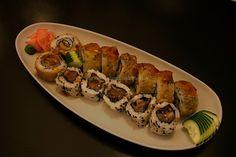 Receitas de Sedução: Sushi