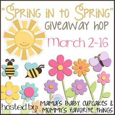 Over 50 Giveaways in the Spring in to Spring Hop (Enter to win the Night at the Museum: Secret of the Tomb) Ends 3.16.15