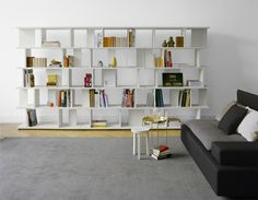 Arie bookcase from e15