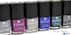 Gabriel Cosmetics 'Brooke Anderson' Holiday Nail Collection