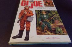 GI JOE Official Guide Book History Charecters  Vehicles Prices Deep Sea Diver 99