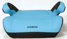 Booster Car Seat Backless Lightweight Unisex Booster Seat #Cosco