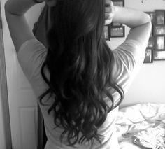 more loose curls