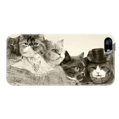 Meowmore iPhone 5 Glossy Hard Case