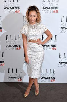 Ella Eyre aux Elle Style Awards 2016