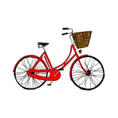 Tattly™ Designy Temporary Tattoos. Made in the USA! — Red Bike