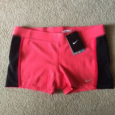 Nike Spandex Running Shorts Brand new with tags! Retails for $35! Nike Shorts