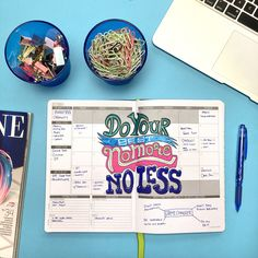 """As our CEO, @angeliatrinidad always says """"Do your best. No more, no less.""""✨ - #passionplanner #3yearanni #quotd #CEO #pashfam"""